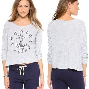 Sundry Anchor & Stars Sweatshirt